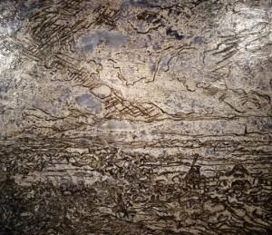 Bernhard Sprute Landschaft nach Ruisdael Foto©A.Loschen 018
