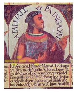 Atahuallpa Inca 14